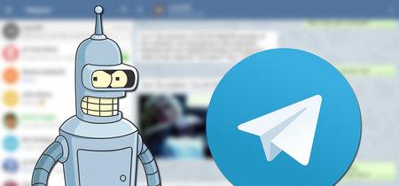 Hablar con desconocidos o con tu yo del futuro, 9 bots realmente curiosos para Telegram