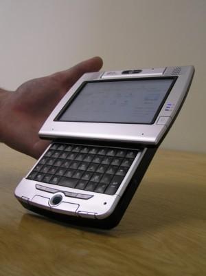 Primeros prototipos del UMPC de Intel
