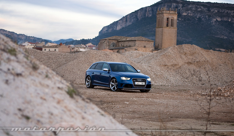 Foto de Audi RS4 Avant (prueba) (6/56)