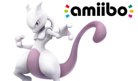 Muestran el amiibo de Mewtwo en la Comic-Con 2015