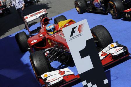 Gran victoria de Fernando Alonso en el Gran Premio de España