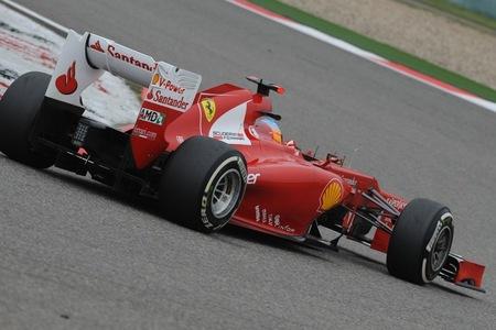 Carrera difícil para Fernando Alonso y Ferrari, con graves problemas de velocidad punta