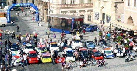 Wave: un rally europeo con vehículos eléctricos