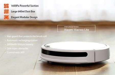Desde España: robot aspirador inteligente Xiaomi Xiaowa Roborock por sólo 171 euros