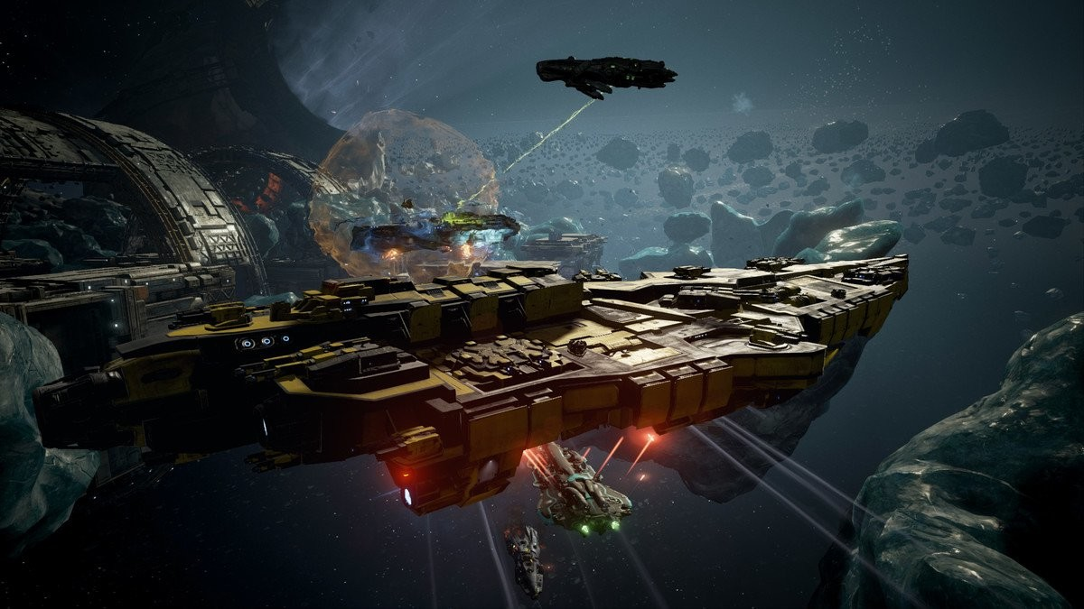 Foto de Dreadnought PS4 Closed Beta (7/13)