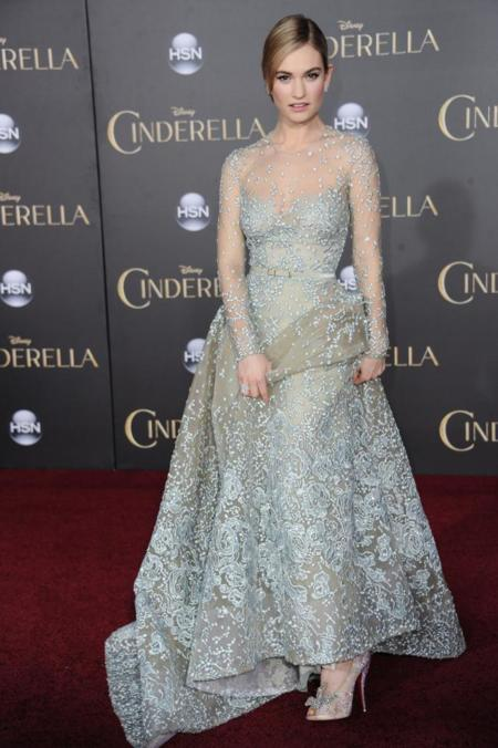 Cinderella Los Angeles Cate Blanchett Lily James (3)