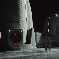Así es como arquitectos e ingenieros imaginan la vida en la Luna