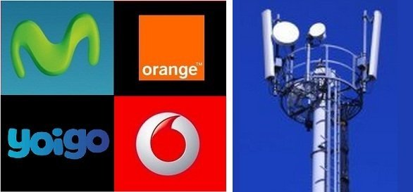 Cobertura 3G y LTE