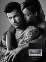 Mira cómo se agarra Ri-Ri para anunciar su nuevo perfume masculino