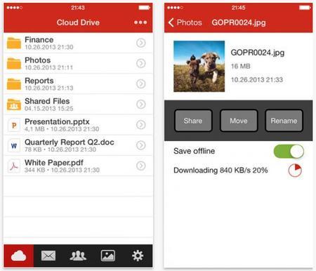 Mega ya nos permite sincronizar las fotos de nuestros smartphones con la nube