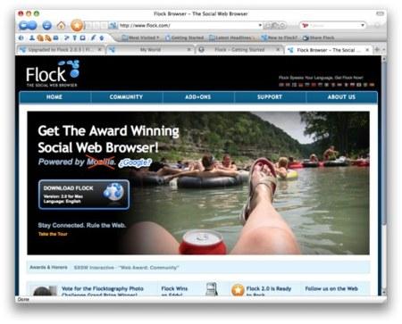Flock parece que optará por Chrome y abandonará la base de Firefox