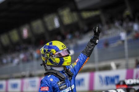 Norris Austria F1 2021