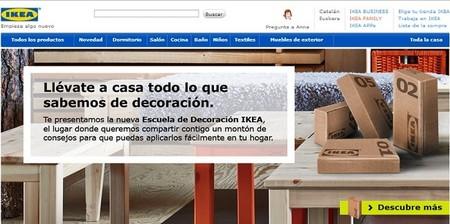 Inspiración para tu balcón y Escuela de Decoración, siempre hay algo nuevo en IKEA