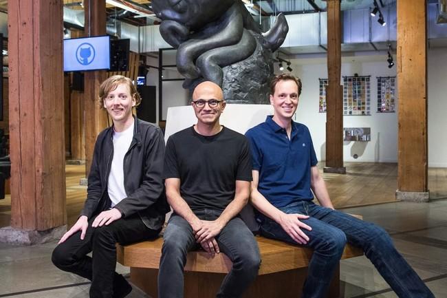 Ya es oficial: Microsoft compra GitHub por 7.500 millones de dólares
