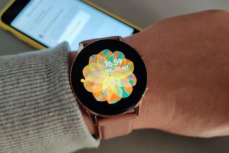 El Samsung Galaxy Watch Active 2 por fin recibe la detección de caídas y el registro de VO2 Max