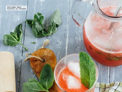 Estas son las mejores bebidas para sobrellevar las subidas de temperatura