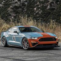 Roush Mustang Stage 3, sigue la fiebre por Gulf, ahora con este muscle car de 710 hp