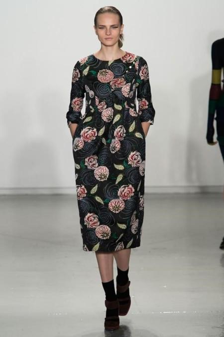 Suno Autumn Fall Winter 2015 Nyfw24