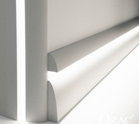 Las molduras con leds de orac decor iluminaci n indirecta - Iluminacion indirecta led ...