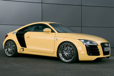 B&B Audi TTS Power Sportscoupe