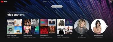 YouTube Music ya disponible en México: así es la nueva plataforma de música que quiere competir con Spotify