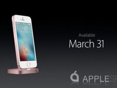 Confirmado: el iPhone SE tiene 2 GB de memoria RAM