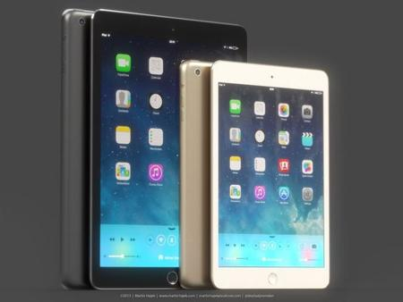 iPad Air e iPad Mini con pantalla retina incorporarán Touch ID este año, según KGI Securities