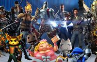 Cinco personajes que aún echo en falta en 'Playstation All-Stars Battle Royale'