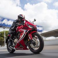 Diversión razonable en carretera o en circuito: así es la nueva Honda CBR650R