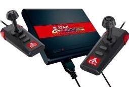 Vuelven los míticos juegos de Atari