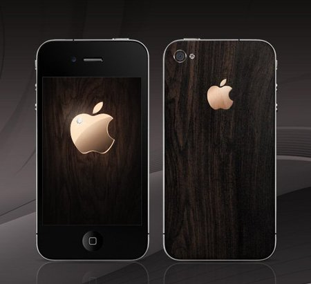 iPhone 4 de Gresso