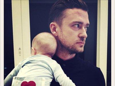 Y el papá más sexy del mundo para People es... ¡Justin Timberlake!