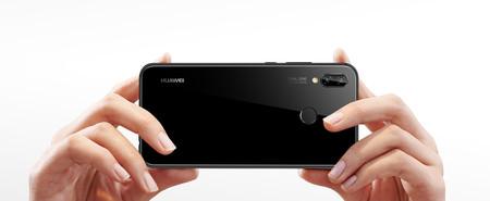 Huawei P20 Lite 16mp 2mp Dual Camera Bg Original