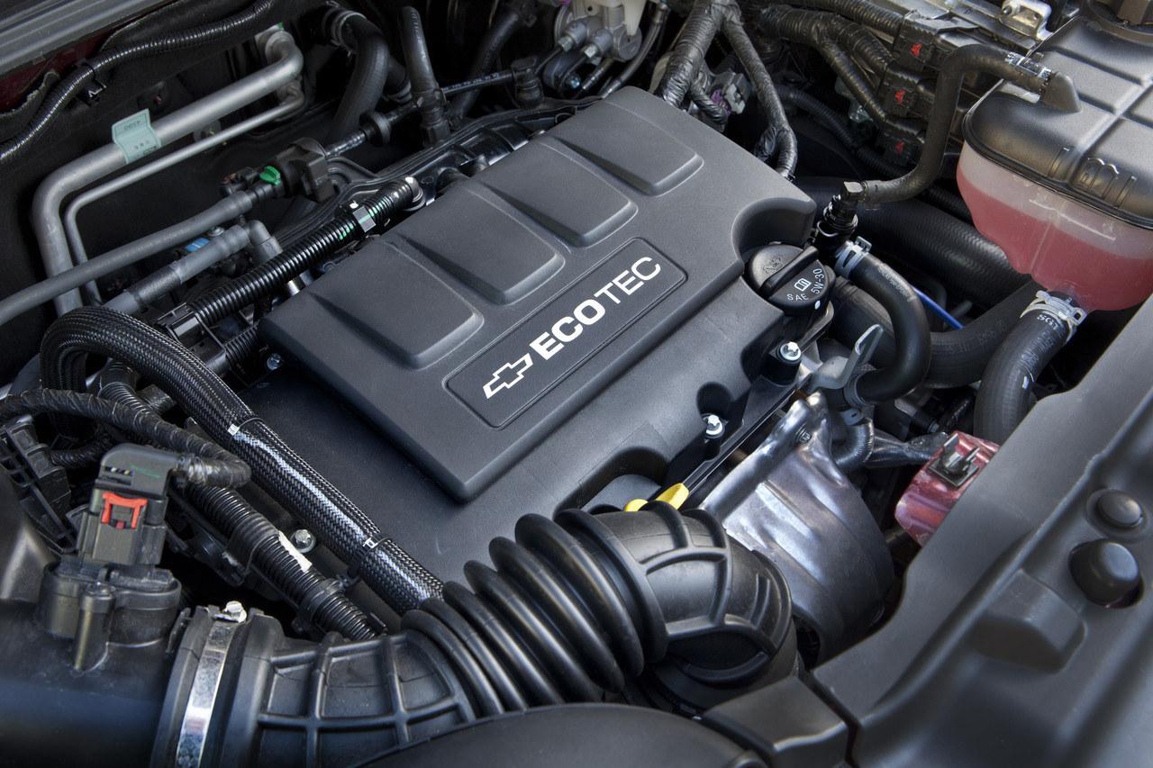 Foto de Chevrolet Trax 2013 (18/18)