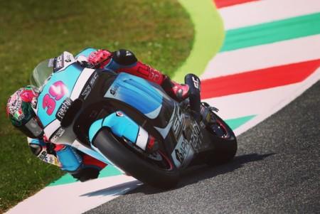 Fallece Luis Salom tras un accidente en la FP2 del GP de Catalunya