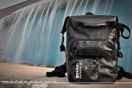 Bolsa SHAD SW28, prueba de la gama waterproof de SHAD