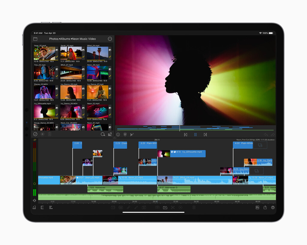Apple registra nueve nuevos iPad Pro y algunos dispositivos AirPort en la base de datos eurasiática