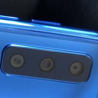 El móvil plegable de Samsung tendrá triple cámara trasera, según ETNews