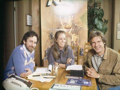 Steven Spielberg aclara el cameo de Harrison Ford que no vimos en 'E.T.'