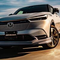Honda HR-V 2022, el crossover estrena kit de carrocería creado por uno de los tuners mas importantes de Japón