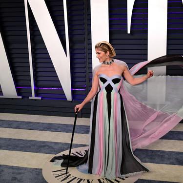 Todos los looks de la fiesta Vanity Fair post Oscars en la que Selma Blair se ha llevado todo el protagonismo