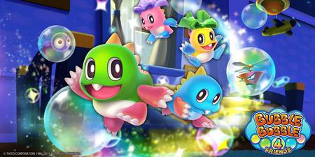 Tras su paso por Switch, Bubble Bobble 4 Friends llevará su clásica fórmula arcade también a PS4