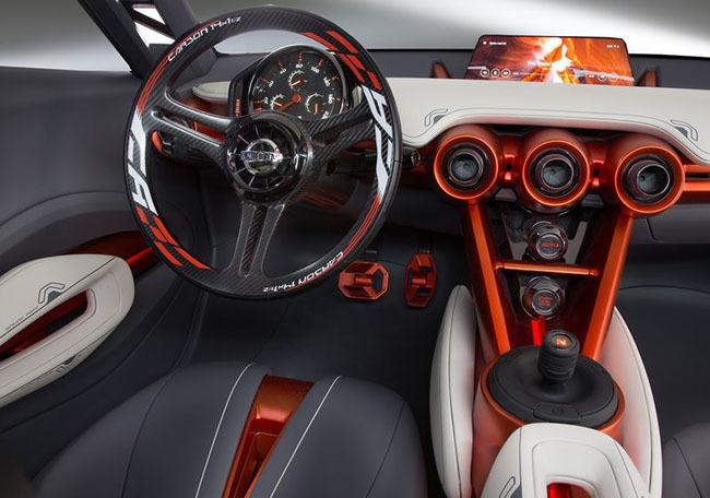 Foto de Nissan Gripz Concept (13/18)