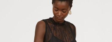Estos vestidos de fiesta de H&M te solucionarán los eventos navideños por menos de 40 euros