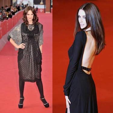 Los mejores looks del Festival de Cine de Roma 2009