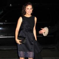El estilo de Natalie Portman de Dior es todavía más alucinante