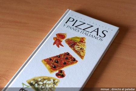 Libro de pizza y panes italianos