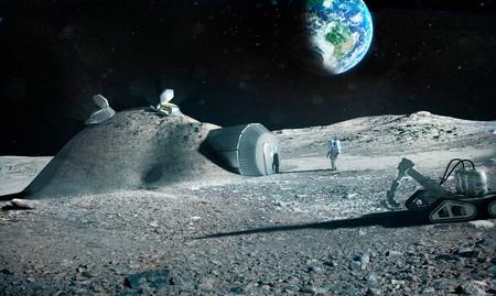Sí, es posible mezclar cemento en el espacio: lo han logrado por primera vez en la ISS y el resultado es distinto al terrestre
