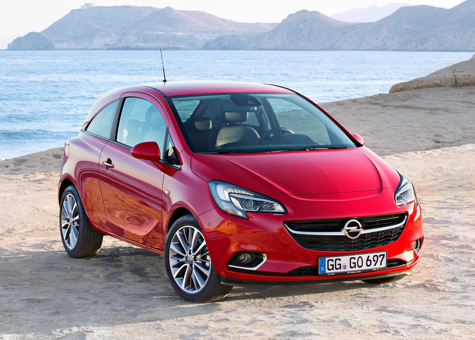 Foto de Opel Corsa (comparativa) (1/47)