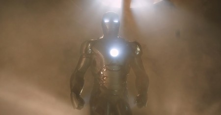 Alguien en la UNAM creó un brazo robótico a la Iron Man: vuela y se transforma para llegar a zonas de desastre